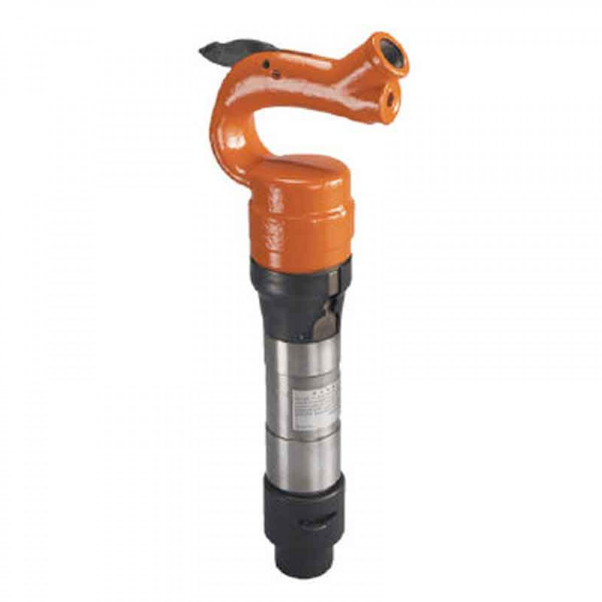 M650 Apt Chipping Hammer 680 Round Nose Bushing 2 Quot Stroke