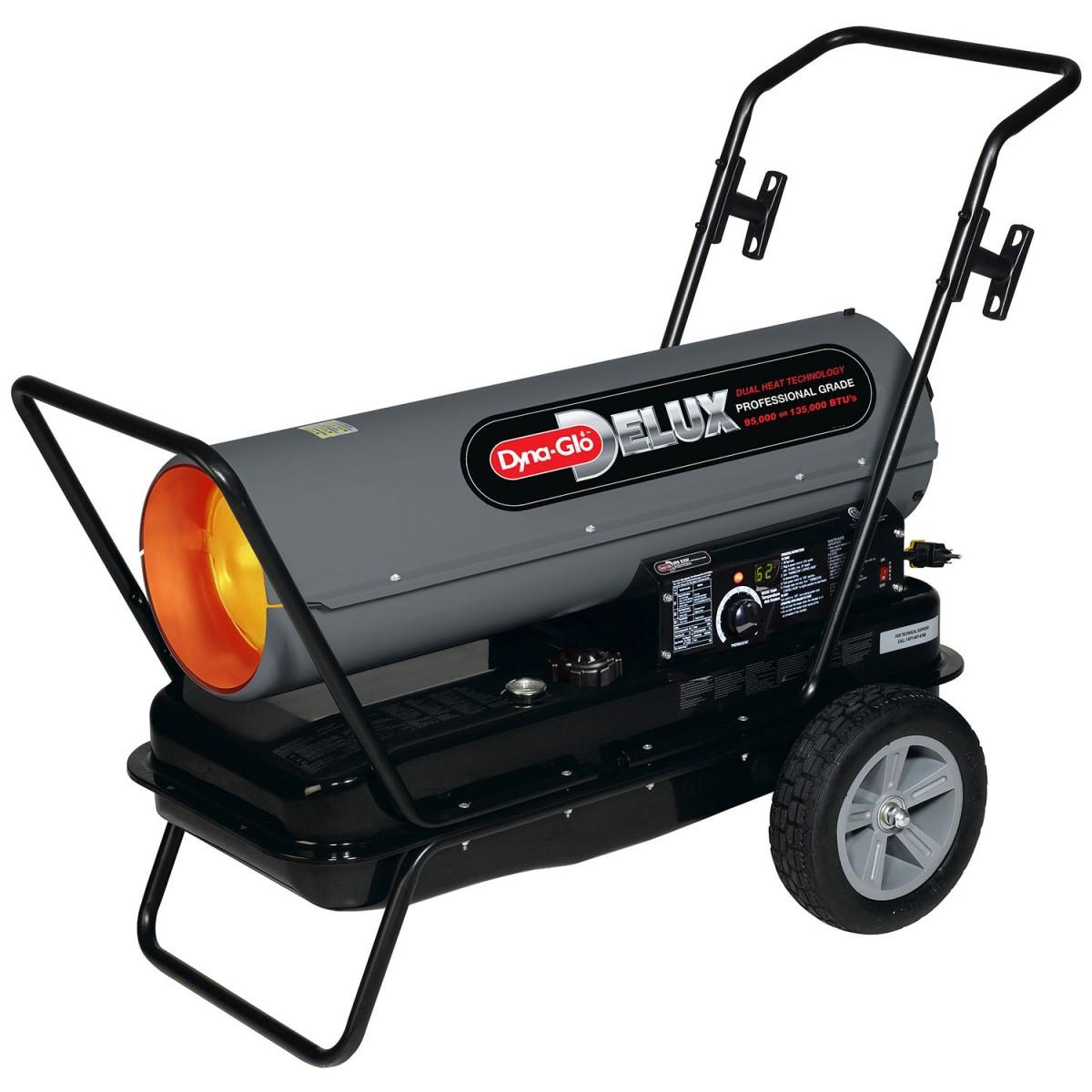 Dyna Glo Delux Portable Heater Kfa135dgd