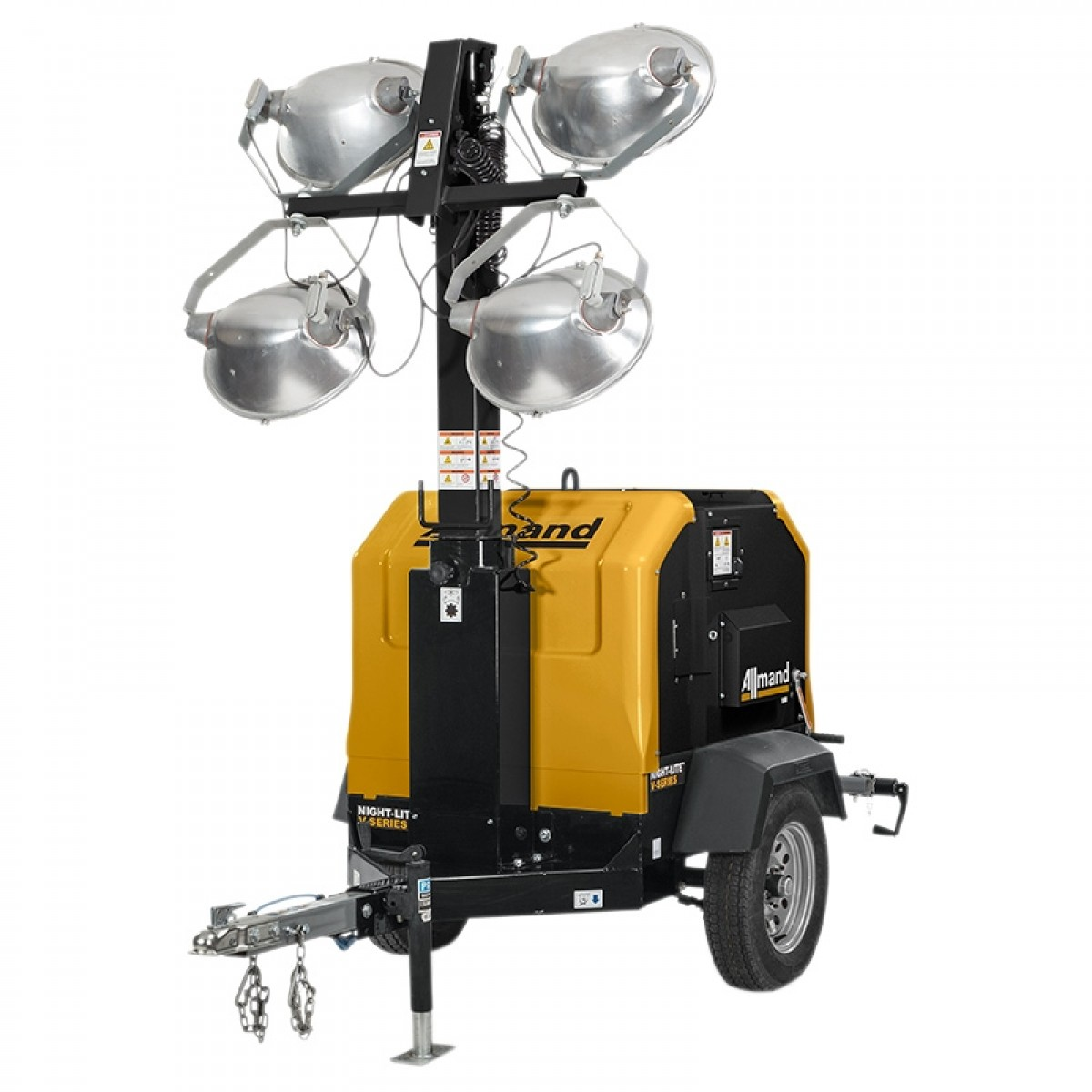 Allmand Night-Lite V Series Light Tower