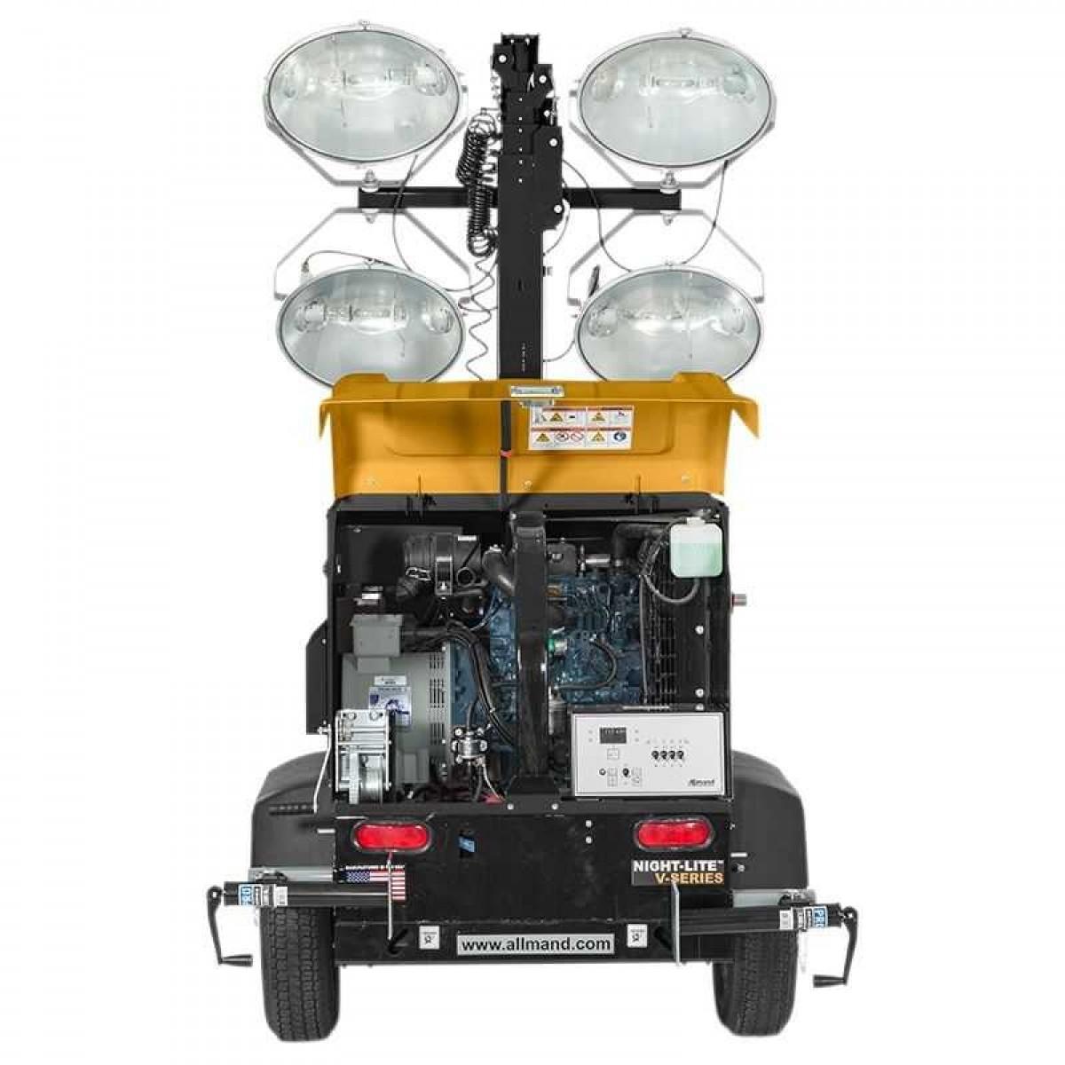 Allmand Night-Lite V Series Light Tower