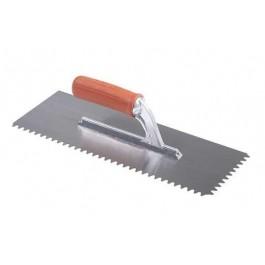 "Raimondi Tools 1/4"" V notch trowel 11"" TR14VN"