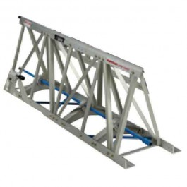 2.5' Air Power Steel Truss Vibratory Screed Sub-Section Allen-SSA12-25