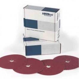 HireTech 01028 Abrasive Disc Fiber 80G 25 Pack