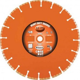 "Diamond Products Heavy Duty Orange H 14"" Wet Blade-07551"