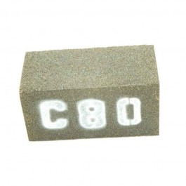 Fine Grade C80 Grinding Stone for SG24 Grinder by General Equipment - SOLD EACH