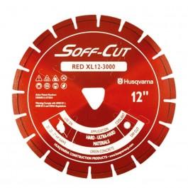 """Husqvarna 10"""" 3000 Red Series Soff-Cut Saw Blade-542756159"""