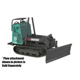 IMER Track Transporter Plow Attachment