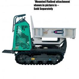 IMER Track Transporter Flatbed Attachment