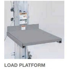 Genie Optional Load Platform for SLC Model Lifts