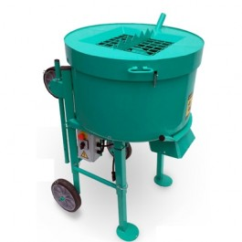 IMER Mix 120 Plus 4CF 2hp 110v Portable Specialty Mixer w/Standard Grate 1194304
