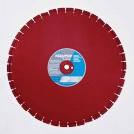 """Norton Products 18"""" Paradigm Cured Concrete Medium Saw Blade-70184646337"""