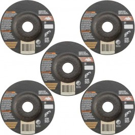 "Northrock 5-PACK Set 9.25"" Recessed Ceiling Grinder Hub Wheel"