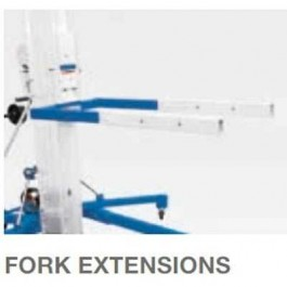 Genie Optional Fork extensions for SLA Lifts