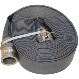 "Wacker 2"" Discharge Hose (3 Feet)"