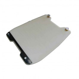 """CR 6 24"""" Compactor Polyurethane Pad Kit by Weber MT"""