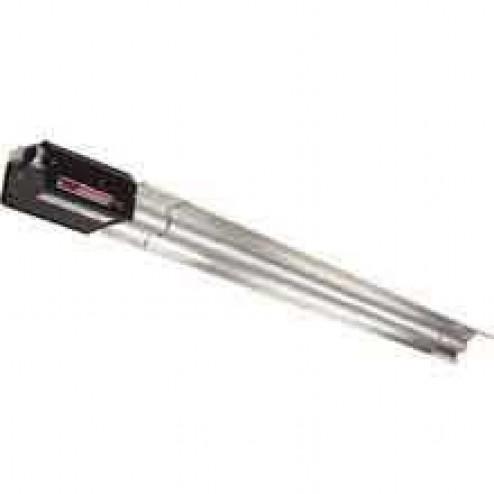 HeatStar EnerRadiant ERXL 175LP Propane Radiant Tube Heater  (Burner+Low IR Tube)