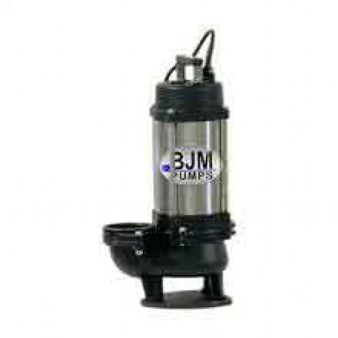 "BJM Pumps SV750C 3"" 1.0 HP Submersible Solids Handling Pump"