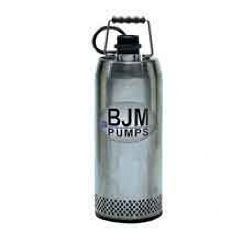 "BJM Pumps R750 2"" 1.0 HP Submersible Water Pump"