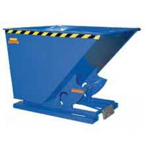 Vestil D-300-MD Self-Dumping Hopper