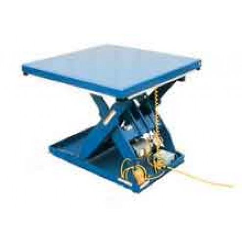 "Vestil 24"" x 48"" 3000 Lb Capacity Hydraulic Lift Table"