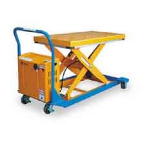 Vestil CART-24-10 DC Powered Scissor Cart