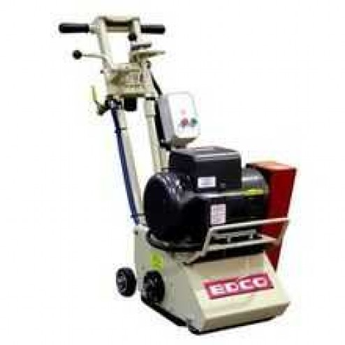 "10"" Electric 230V-3P CPM-10 Concrete Scarifier by EDCO"
