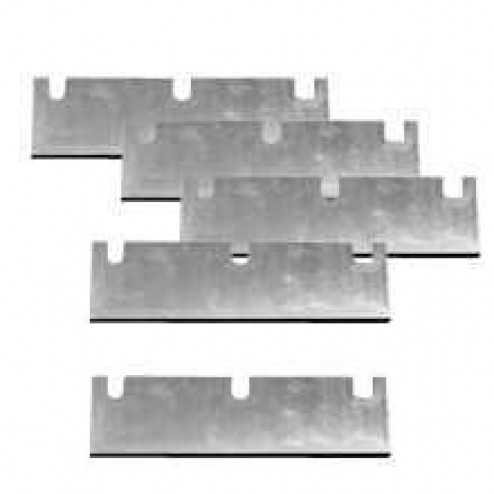 EDCO 8 inch Rigid Scraper Blade 5 Pack 28040 For TS-8 Stripper
