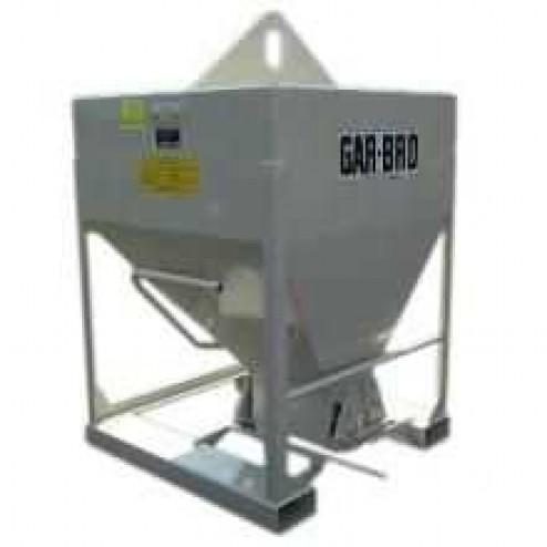 2 yd. Concrete Combo Bucket 4958 by Gar-Bro