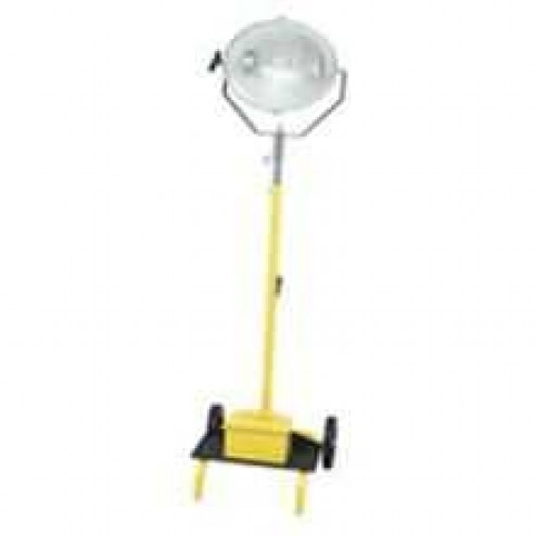 Construction Electrical Products 5309 Portable 1000W Light Cart