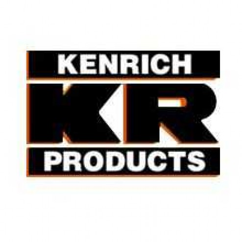 """Kenrich Products 5141 1 1/2"""" Hose End Elbow (J shaped)"""