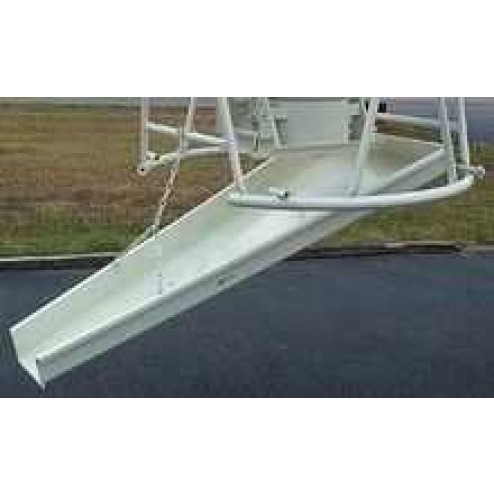 420-SC Concrete Bucket Side Chute by Garbro