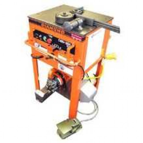 "3/4"" Electric Rebar Cutter Bender Combo DBC-2520"