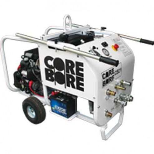 4250063 CB21HXL 20.5HP HONDA GX660 Gas Powered Hydraulic Power Unit Diamond Products