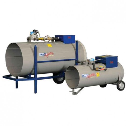 Frost Fighter DF400 Natural Gas Direct Fired Heater