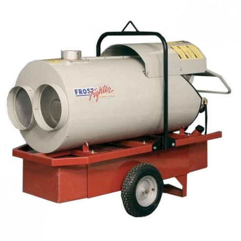 Frost Fighter IDF350-11 Indirect Fired Oil Heater