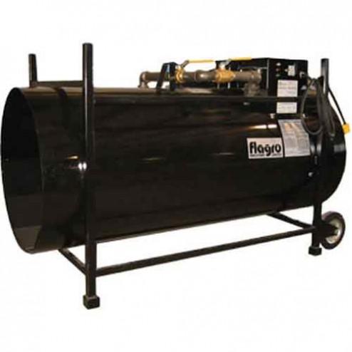Flagro F-1000T Construction Dual Fuel Heater w/B42R1.25 Regulator
