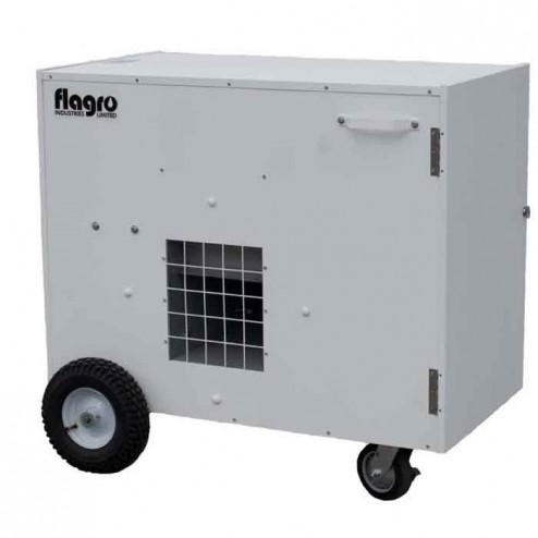 Flagro THC-355DF Flagro Tent Dual Fuel Gas Heater w/THCP-325-5A Regulator