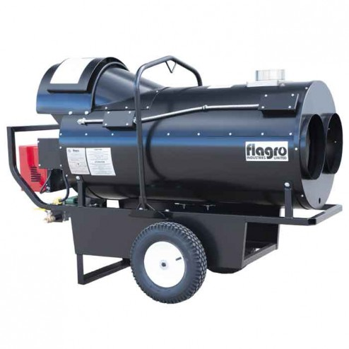 Flagro FVN-400 Indirect Fired Natural Gas Heater