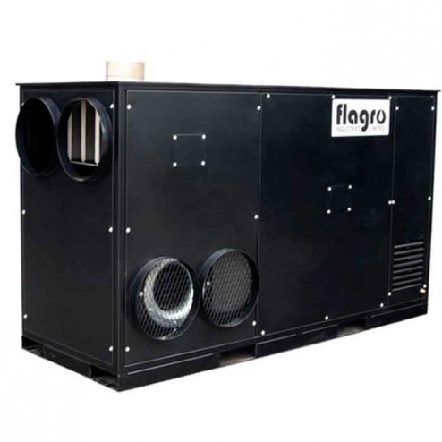 Flagro FVO-750 Indirect Fired Oil heater