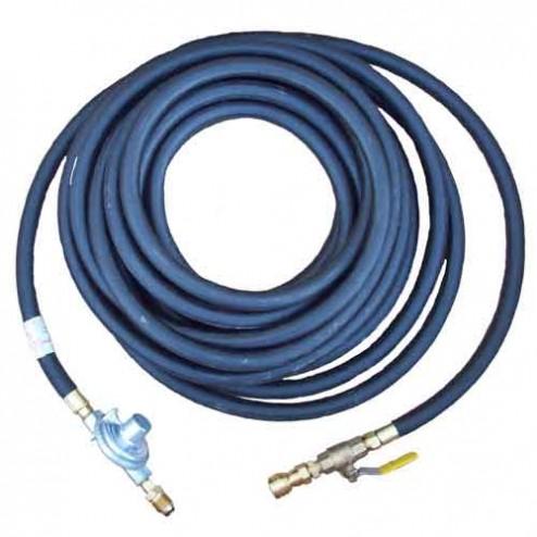 Flagro FRHP-240HK 10' Hose and Regulator Kit for FRHR-100P