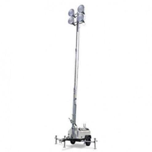 Genie Terex RL4 Trailer Mounted Light Tower(Diesel)