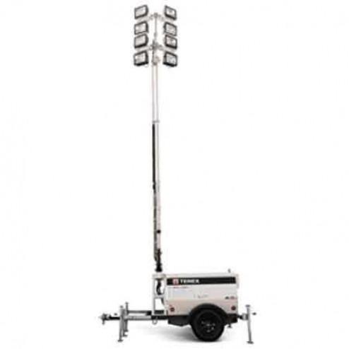 Genie Terex AL5HT Trailer Mounted Light Hydraulic Tower