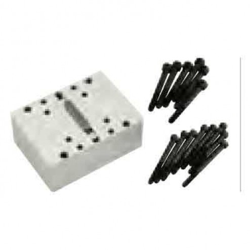 Norton Products 408002 Spacer Block