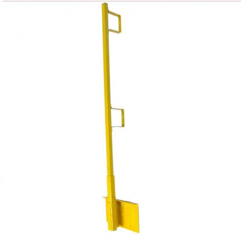 Acro Building Systems Vertical Guardrail System Bracket & Post 12045