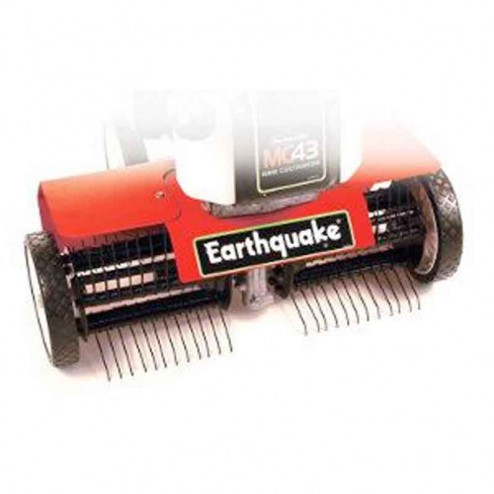 Dethatcher Attachment Kit for MC43 Mini Cultivator by Earthquake DK43