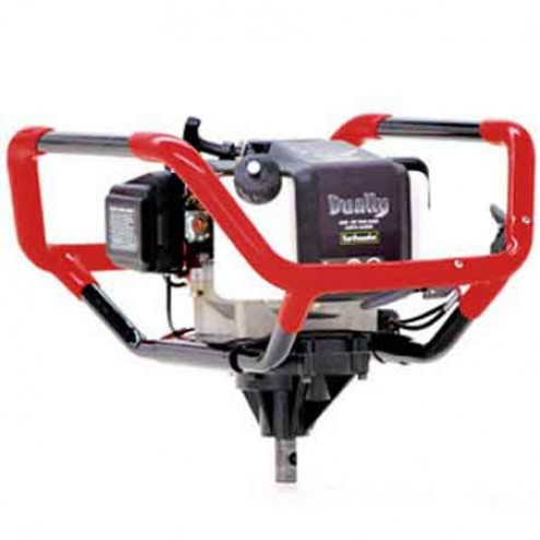 Earthquake Dually One or two-man earth auger powerhead