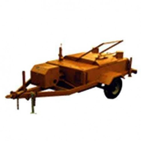 ASE 400Gal 9HP Standard Lid Asphalt Kettle Pumper