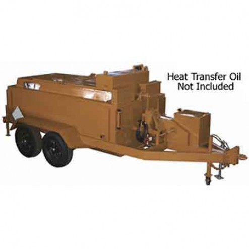 ASE 400gal 9HP Heat Transfer Kettle Auto Temp Control