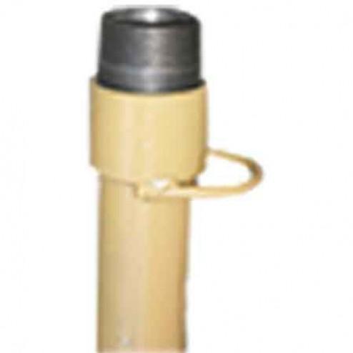 "ASE Kettle Pipe PKG 1.5"" with 5 ft Flex Hose 35 ft"