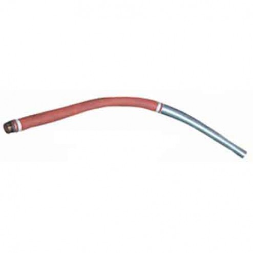 """ASE Flex Hose 1.5"""" x 5' with Insulation Sleeve"""